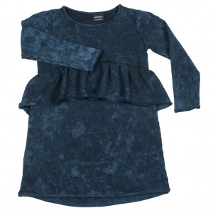 Dress Wave Navy